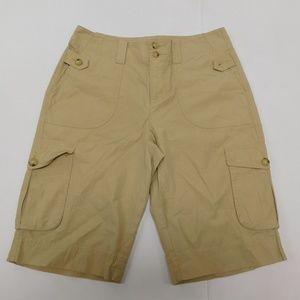 Lauren Ralph Lauren 2 Beige Casual Bermuda Short